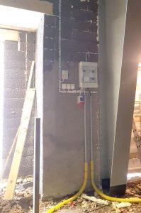 Elektriker, installation, Skövde